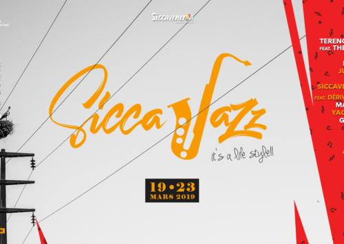 Sicca Jazz 2019, du 19 au 23 mars au Kef : Programme de la 5e édition